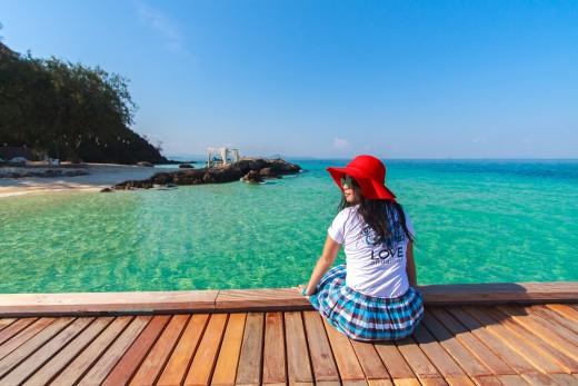 เกาะไม้ท่อน Love Andaman