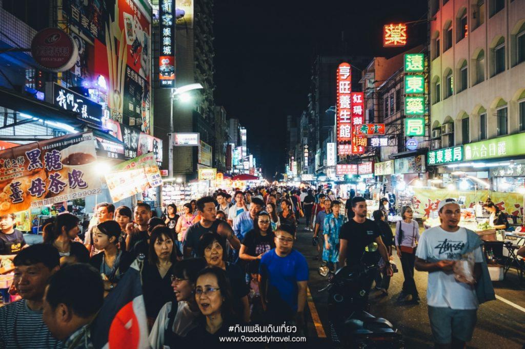 Liuhe Night Market (六合觀光夜市)