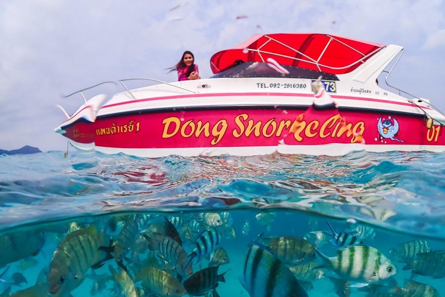 Dong Snorkeling