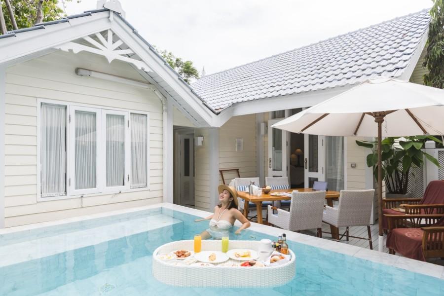 รีวิว Centara Grand Beach Resort & Villas Hua Hin โรงแรมหรู 5 ดาว อันดับต้นๆของหัวหิน